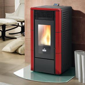 po le granul s lisa plus 7 5kw eco 39 flamm. Black Bedroom Furniture Sets. Home Design Ideas