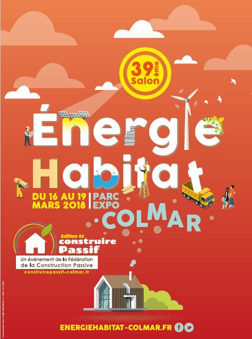 Groupe Stihlé présent au salon Energit Habitat 2018